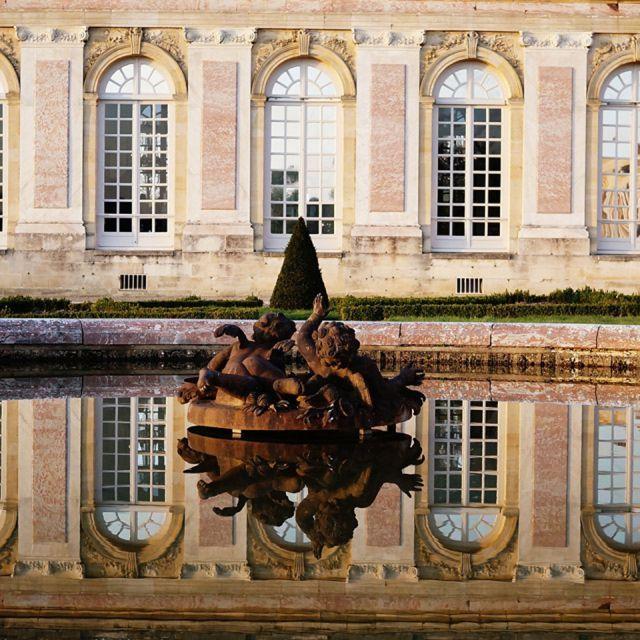 DIANE KRUGER Acontecimiento en Versalles