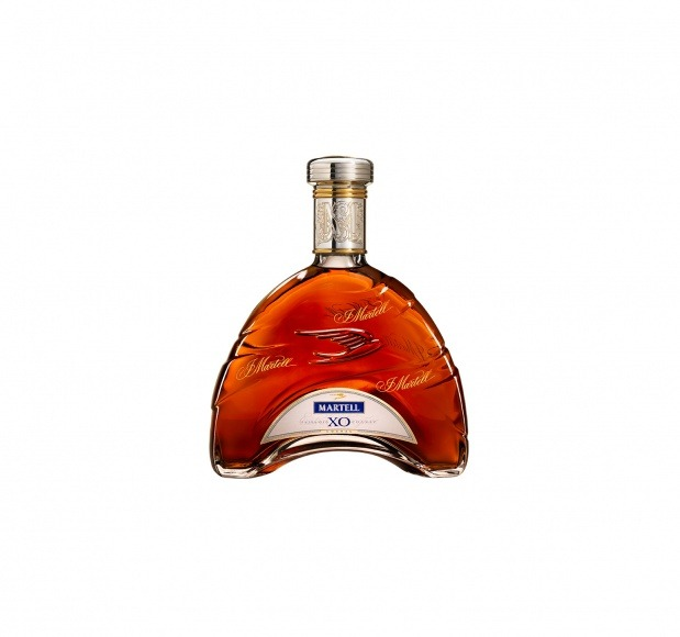 X.O. Botella de cognac de 700 ml