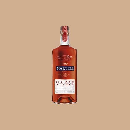 Martell X.O. VSOP Ages In Red Barrels