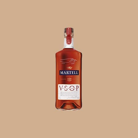 Martell X.O. VSOP Ages In Red Barrels