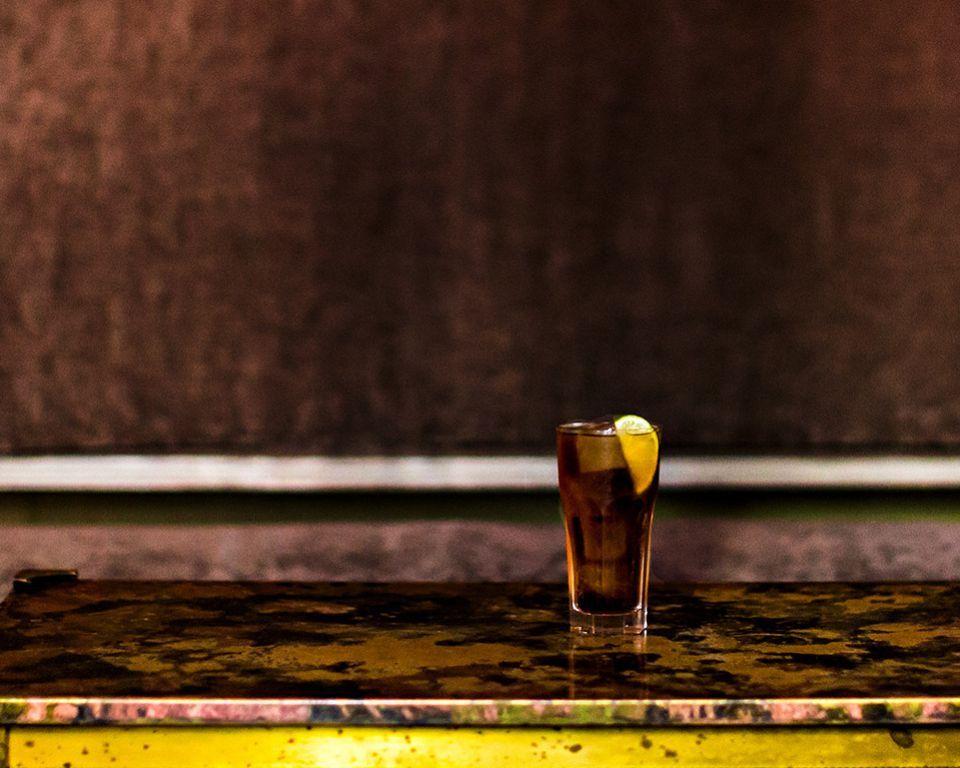 Martell cognac cocktail twilight rising