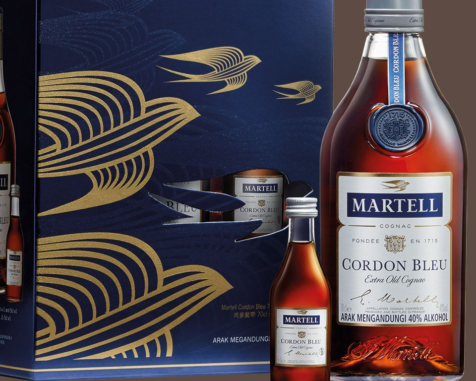 CORDON BLEU FESTIVE PACK - A LIMITED EDITION TO BROADEN YOUR HORIZONS