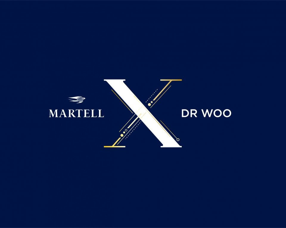 Martell VSOP Aged in Red Barrels Limited Edition by Dr Woo -