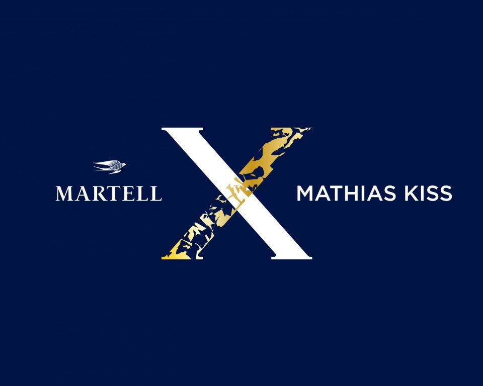 Martell Cordon Bleu Limited Edition by Mathias Kiss -