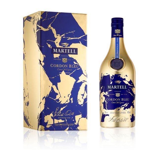 Martell Cordon Bleu Limited Edition by Mathias Kiss MARTELL CORDON BLEU LIMITED EDITION BY MATHIAS KISS