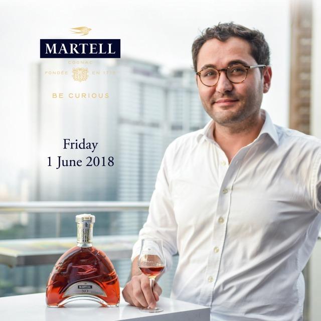 Martell Mentoring Session