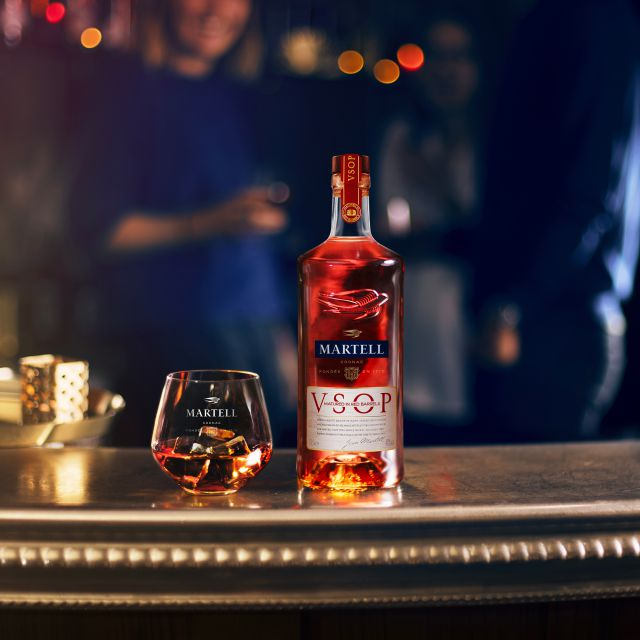 Martell VSOP Aged in Red Barrels Limited Edition by Dr Woo TASTING NOTES