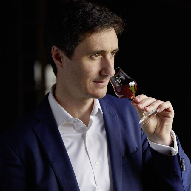 Craftsmanship Christophe Valtaud, Cellar Master of the House of Martell
