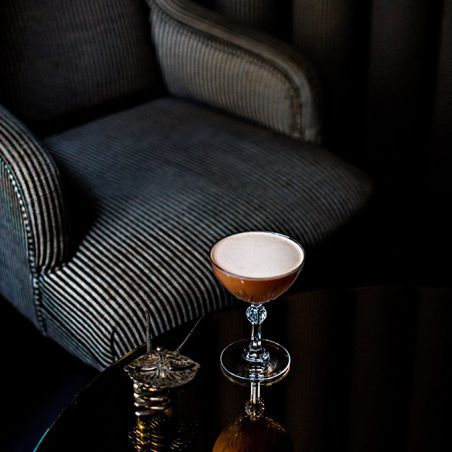 robust coffee cocktail