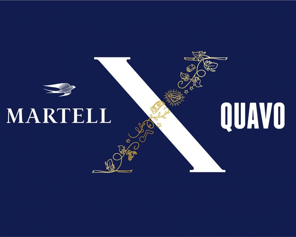 Martell Blue Swift Limited Edition by Quavo -