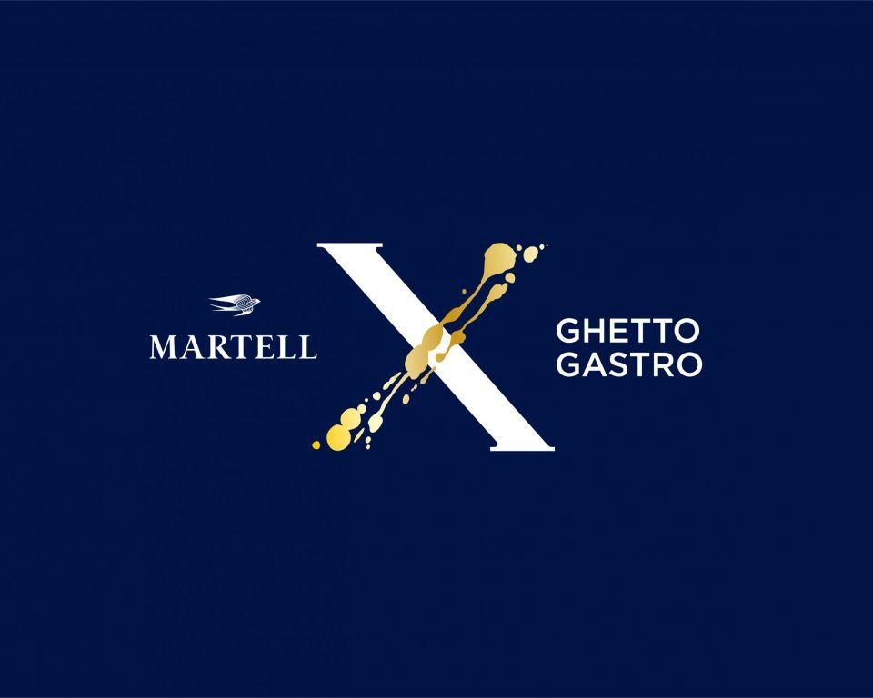 Martell Blue Swift Limited Edition by Ghetto Gastro -