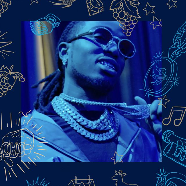 Martell Blue Swift Limited Edition by Quavo Martell Blue Swift Limited Edition by Quavo