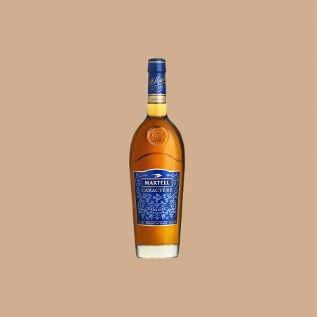 Martell X.O. CARACTÈRE