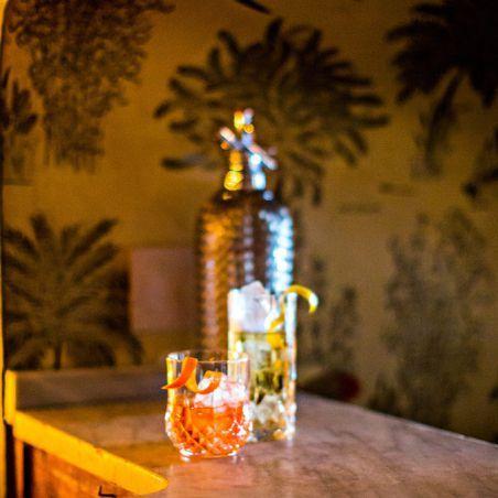 float  cocktail