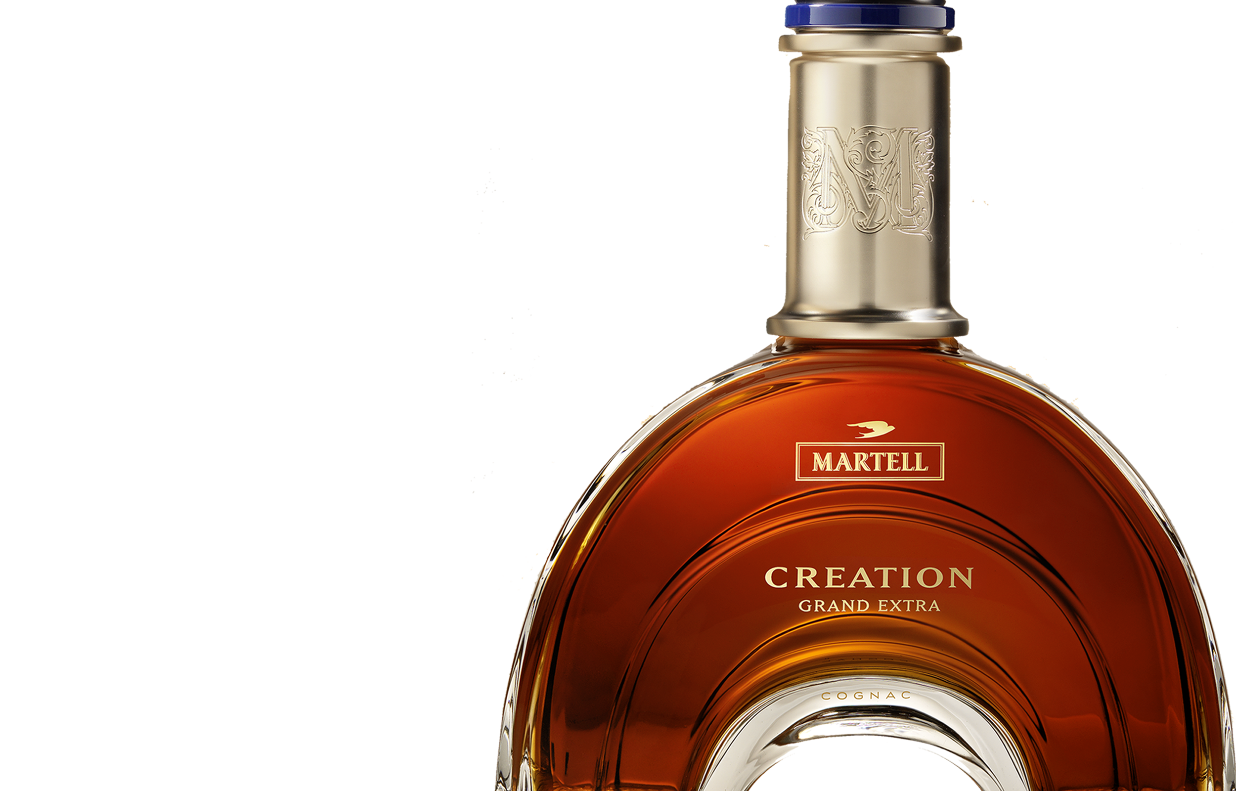 Martell Cognac Grand Extra Bottle
