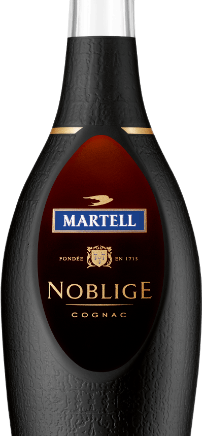 Martell Noblige by Jason Wu bottle