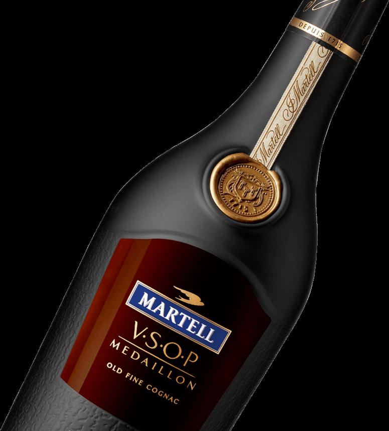 Martell VSOP cognac vsop Jason Wu bottle