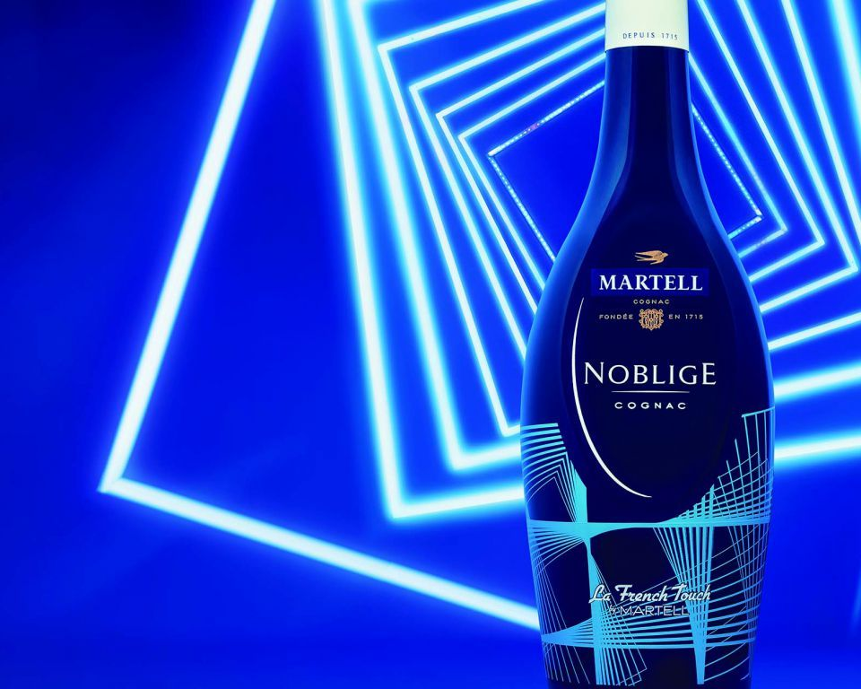Noblige LA FRENCH TOUCH - A LIMITED EDITION BY MARTELL