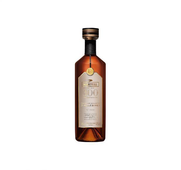 MARTELL ASSEMBLAGE  EXCLUSIF DE 3 MILLÉSIMES Cognac 700ml bottle