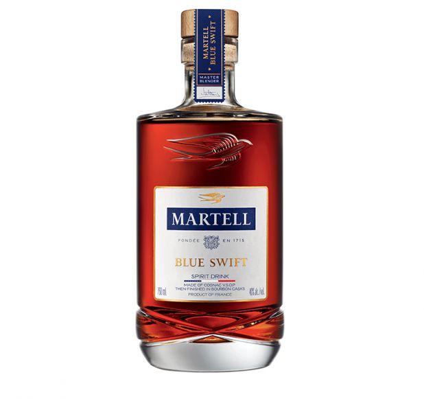 Martell Blue Swift Butelka 700 ml