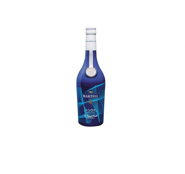 V.S.O.P.   LA FRENCH TOUCH  Cognac 700ml bottle