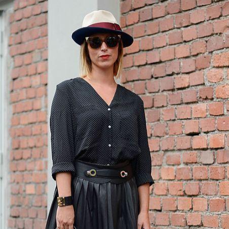 Claudia Farina, a Fashion talent for France 300