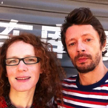 Amélie Péraud & Pierre-Yves Babin, Fashion talents for France 300