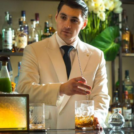 MIXOLOGY Anthony Granzo