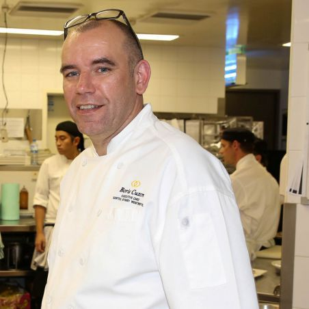 Boris Cuzon, a Gastronomy talent for France 300