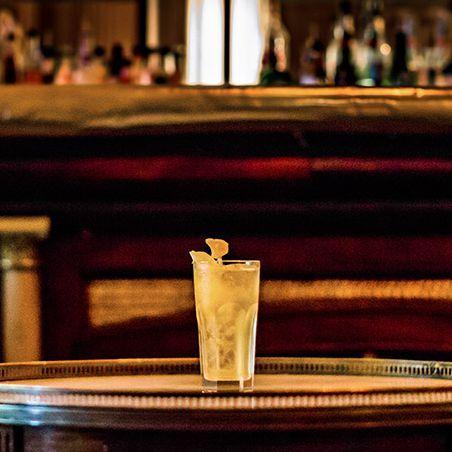 ginger spice Koktajl