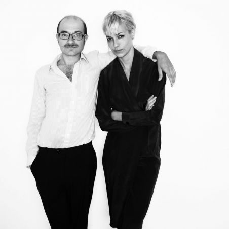 Delphine Passot & Arnaud Zein, Art talent for Martell France 300