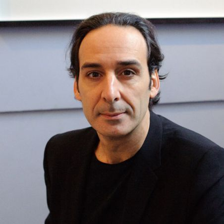 ENTERTAINMENT Alexandre Desplat