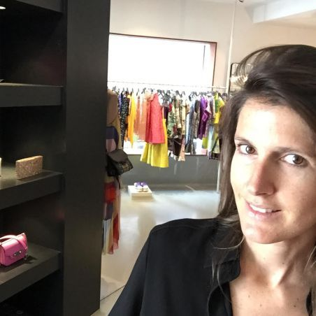Julie Leymarie, a Fashion talent for France 300