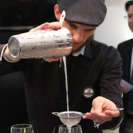 Alexandre Lambert, a Mixology talent for France 300