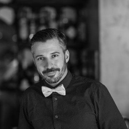 Xavier Herit, a Mixology talent for France 300