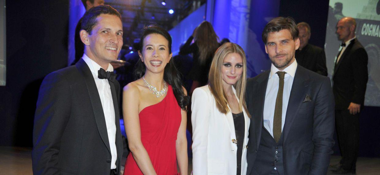 Карен Мок, Оливия Палермо и другие гости юбилейного вечера Martell в Версальском дворце