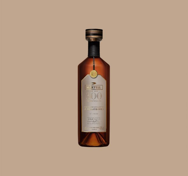 Martell Assemblage Exclusif de 3 Millésimes Cognac 750ml bottle