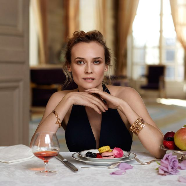 DIANE KRUGER The best of today's French Art de Vivre