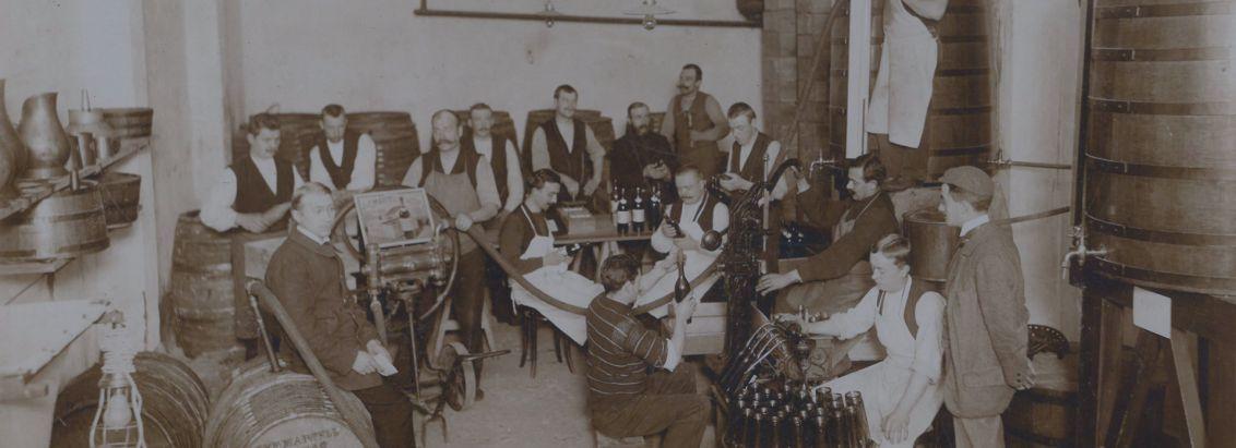 Martell History - 1900