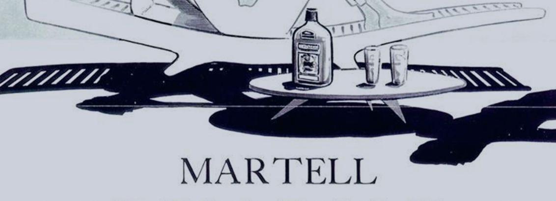 Martell History - 1950