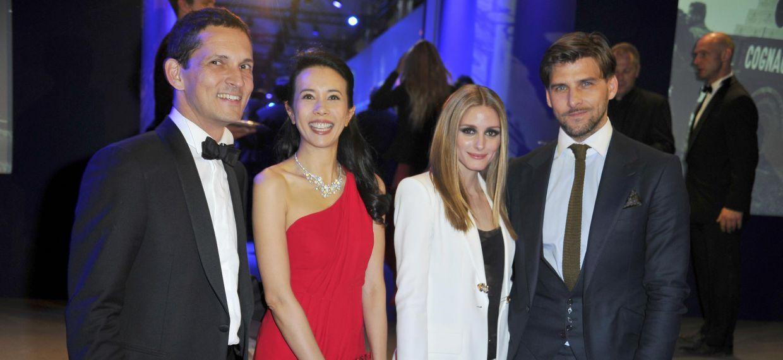 莫文蔚、奧莉維亞•巴勒莫(Olivia Palermo)及其他嘉賓於凡爾賽宮參與馬爹利300週年慶典