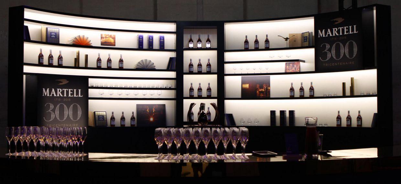 於凡爾賽宮設4個體驗區以探索馬爹利干邑藝術 - 調酒吧