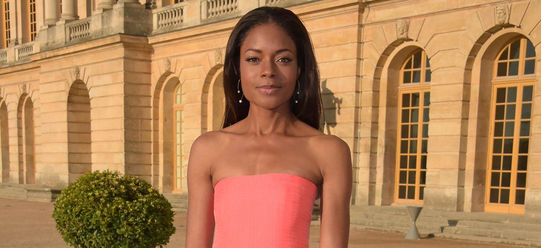 娜奧米•哈里斯(Naomie Harris)於凡爾賽宮參與馬爹利300週年慶典