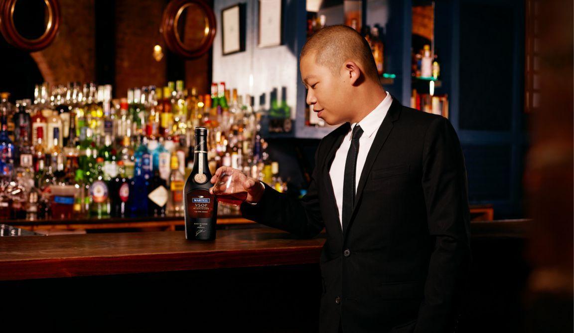 Martell Black Tie Editions Dressed by Jason Wu -