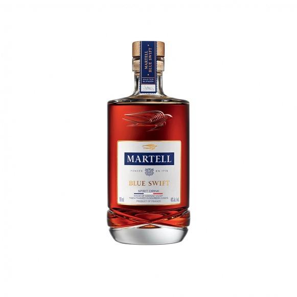 Martell Blue Swift  Cognac 70cl bottle