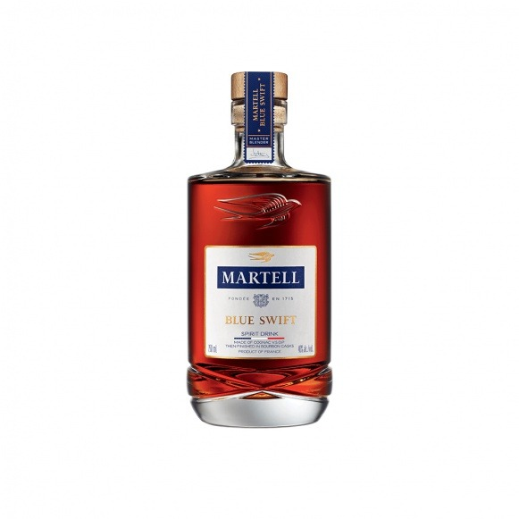 Martell Blue Swift  70cl bottle