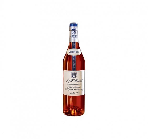 馬爹利藍帶干邑白蘭地 三百週年復刻限量版 干邑700毫升瓶裝