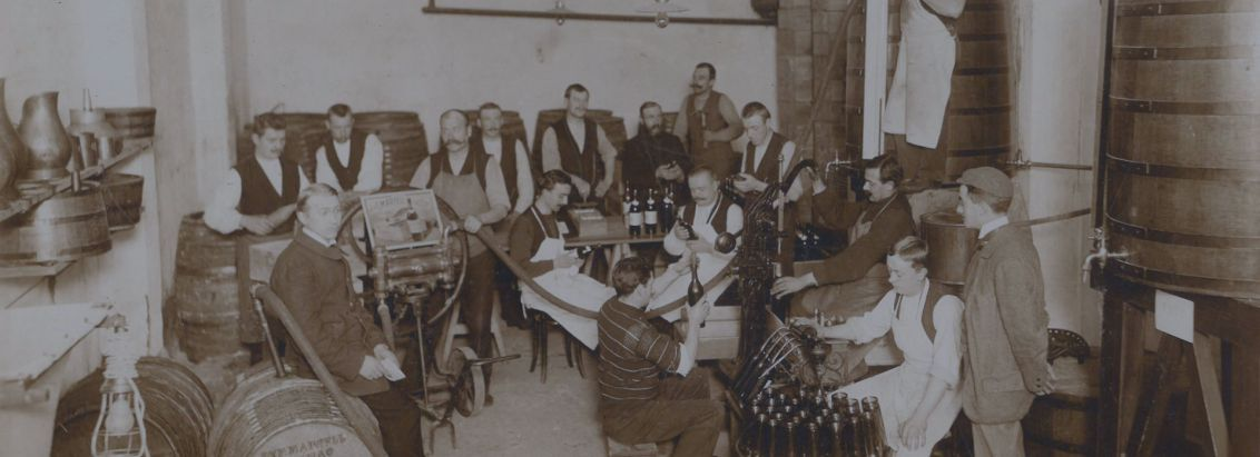 Martell History - 1900年