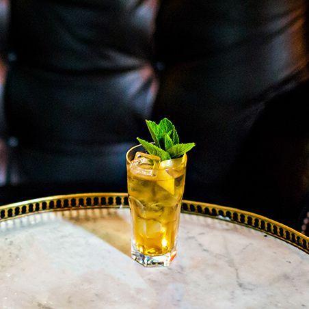 crisp green tea 調酒