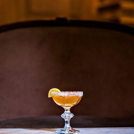toasted lemon 調酒